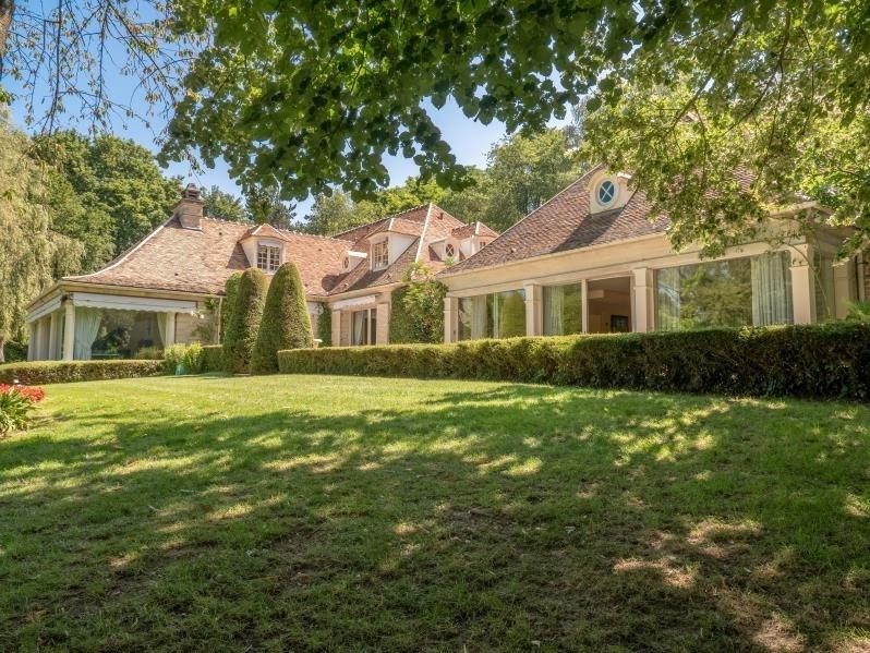 Deluxe sale house / villa St nom la breteche 4700000€ - Picture 6