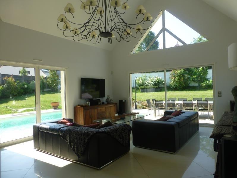 Immobile residenziali di prestigio casa Morainvilliers 1190000€ - Fotografia 3