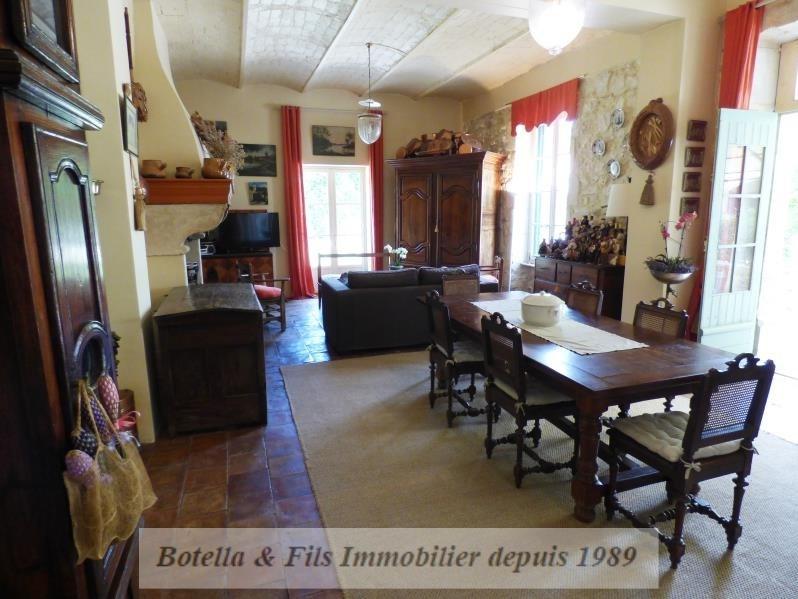 Verkoop van prestige  huis Uzes 789500€ - Foto 4