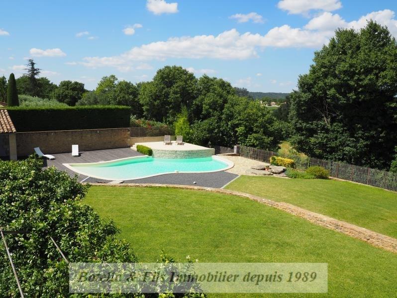 Immobile residenziali di prestigio casa Uzes 890000€ - Fotografia 7