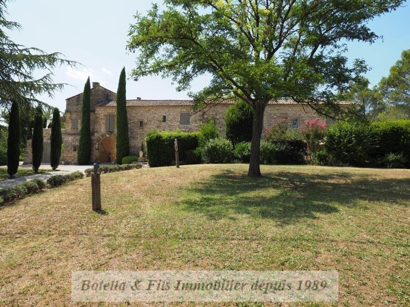 Vente de prestige maison / villa Uzes 2200000€ - Photo 2