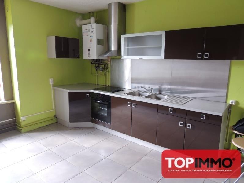 Rental apartment Baccarat 450€ CC - Picture 1