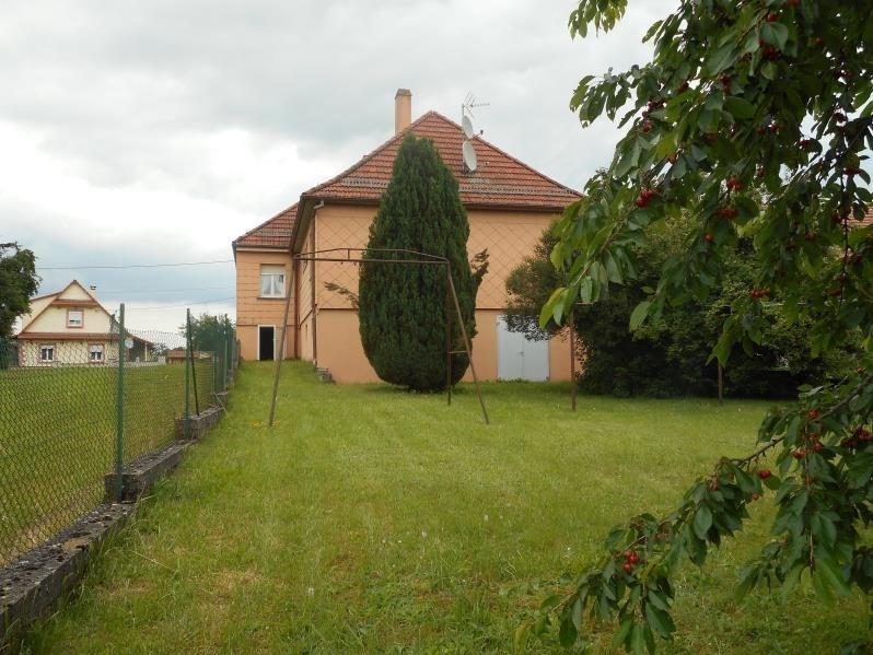 Verkoop  huis Lohr 179000€ - Foto 8