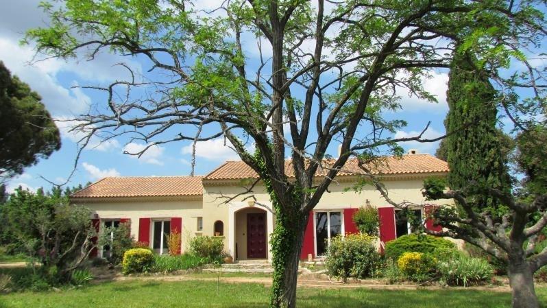 Venta de prestigio  casa Mouries 1060000€ - Fotografía 1