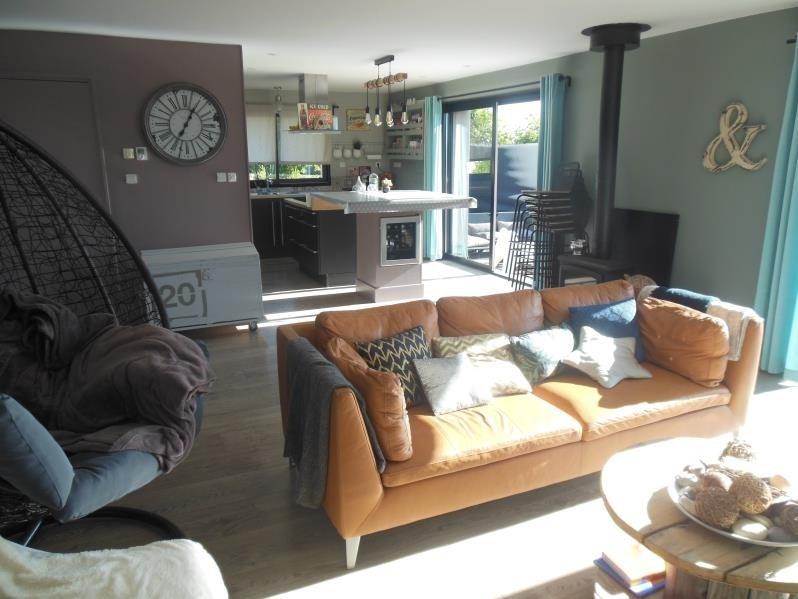 Sale house / villa Amfreville la mi voie 374000€ - Picture 3