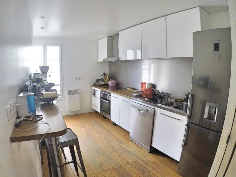 Sale apartment Paris 11ème 599000€ - Picture 5
