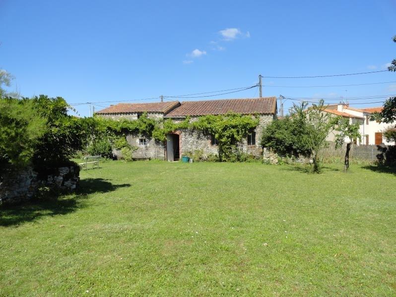 Sale house / villa Getigne 85500€ - Picture 1