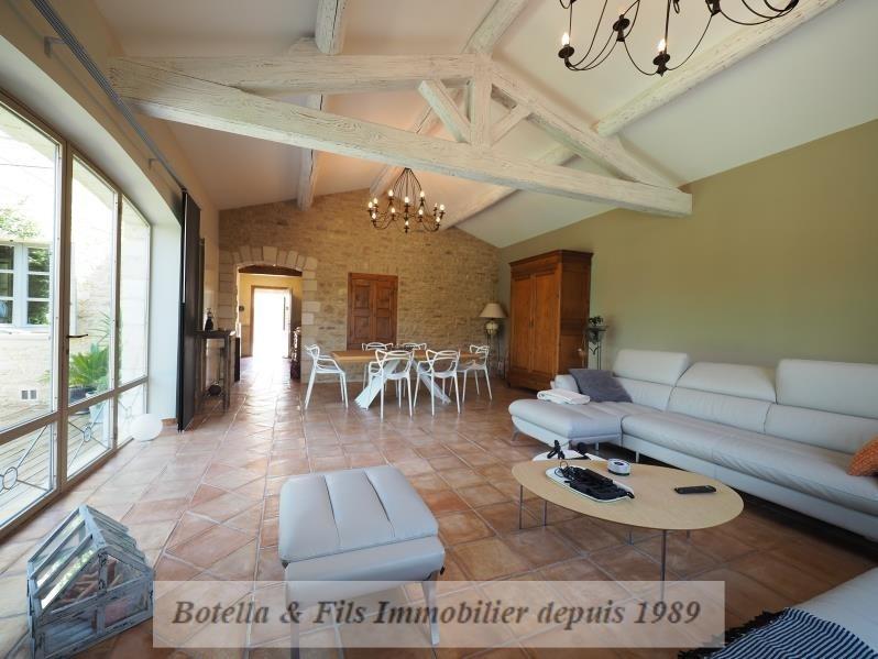 Immobile residenziali di prestigio casa Uzes 890000€ - Fotografia 3