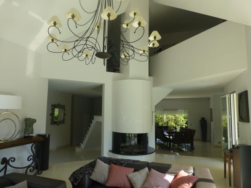 Immobile residenziali di prestigio casa Morainvilliers 1190000€ - Fotografia 5