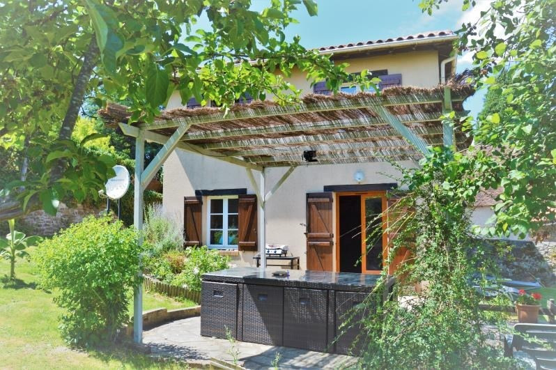 Sale house / villa Chalus 179900€ - Picture 2