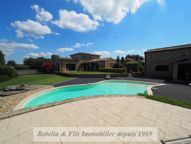 Vente de prestige maison / villa Uzes 890000€ - Photo 8