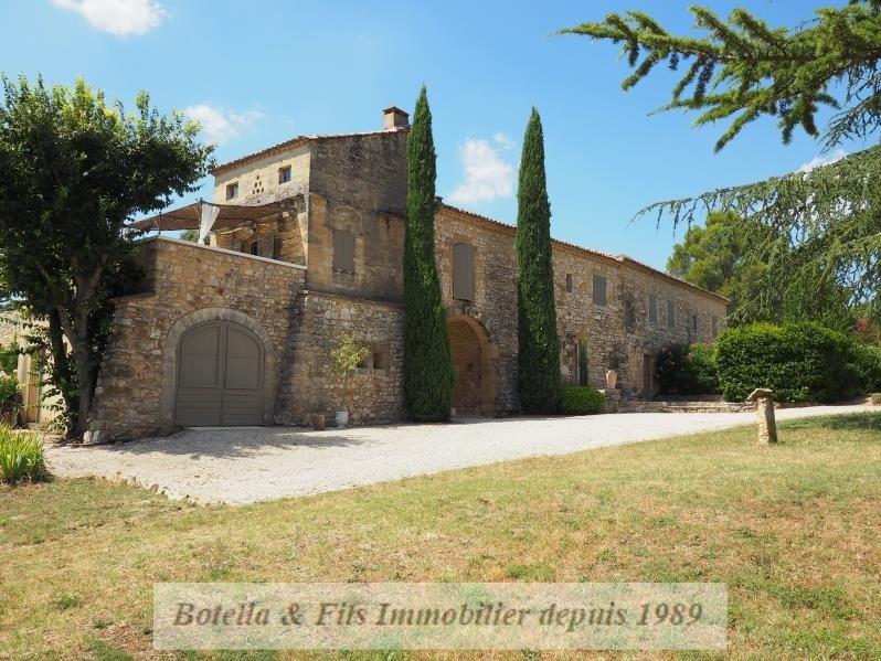 Vente de prestige maison / villa Uzes 2200000€ - Photo 19