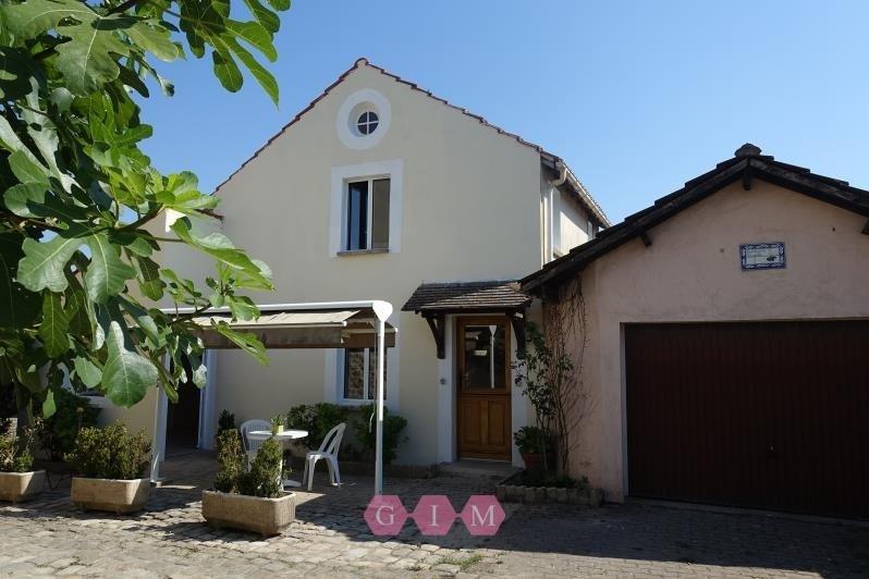 Rental house / villa Maurecourt 1100€ CC - Picture 1