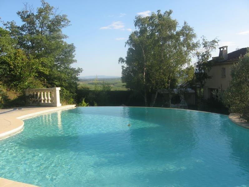 Deluxe sale house / villa Mercurol 580000€ - Picture 1