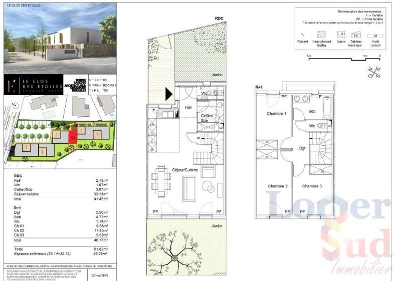 Vente maison / villa Perols 320000€ - Photo 3