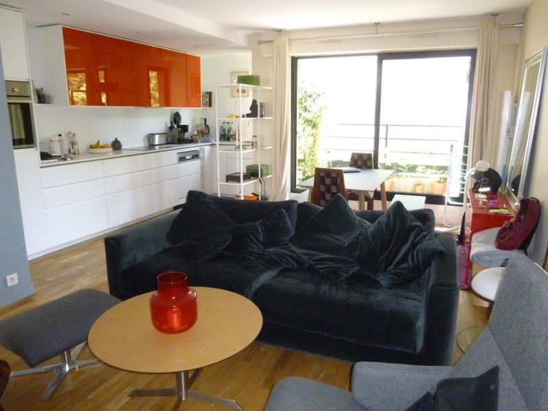 Sale apartment Paris 20ème 510000€ - Picture 1