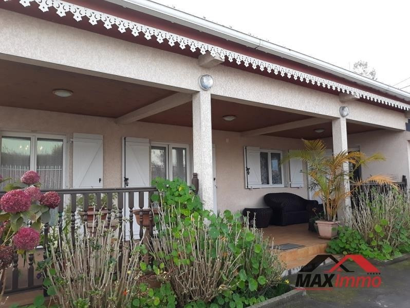 Vente maison / villa La plaine des cafres 252 000€ - Photo 1