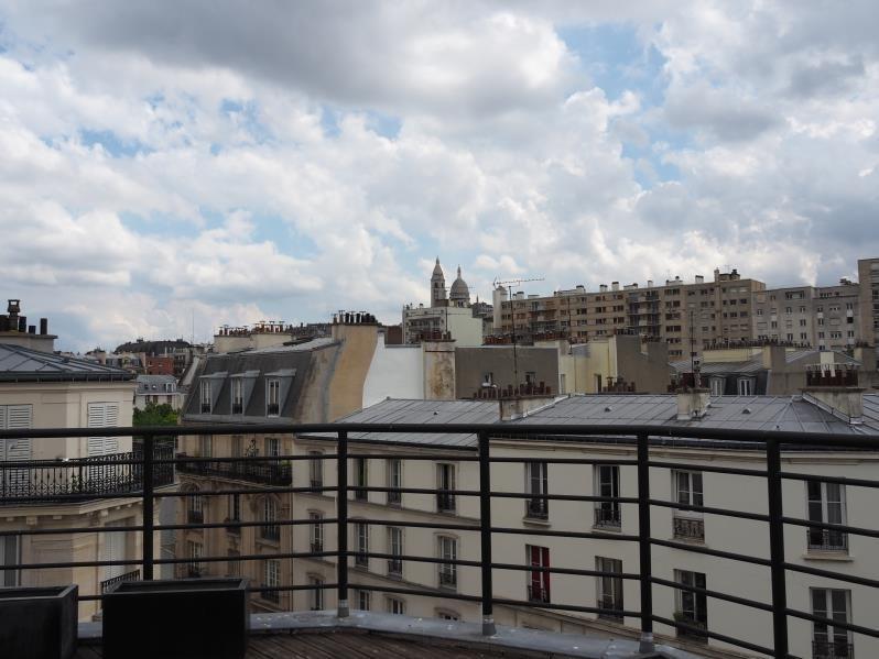 Location appartement Paris 18ème 2900€ CC - Photo 1