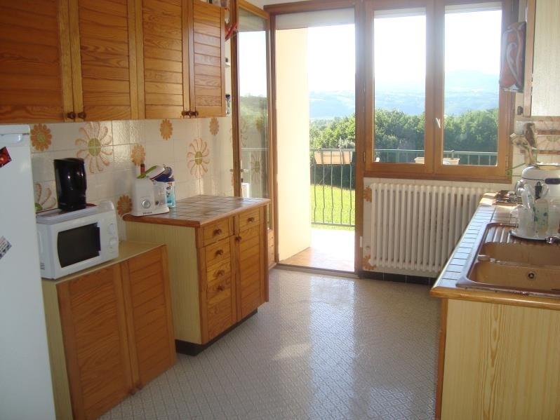 Verkoop  huis St clair du rhone 208500€ - Foto 5