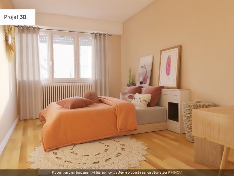 Location appartement Dijon 590€ CC - Photo 1