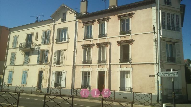 Rental apartment Poissy 706€ CC - Picture 1
