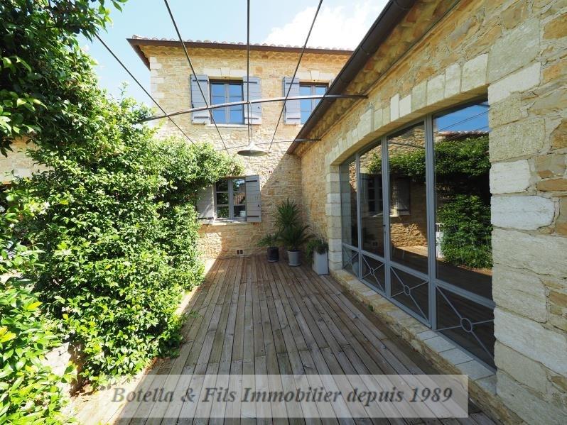 Immobile residenziali di prestigio casa Uzes 890000€ - Fotografia 5