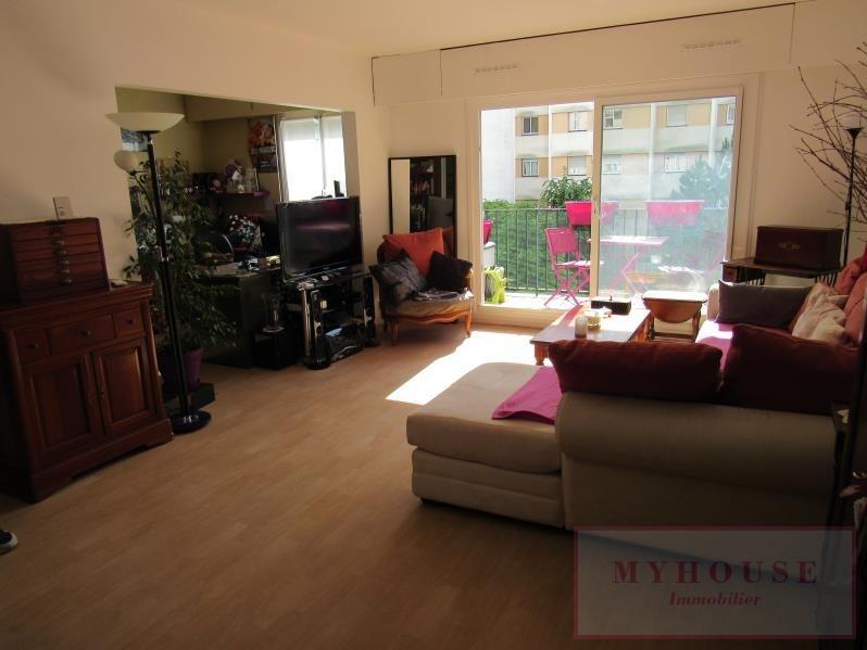 Vente appartement Bagneux 329000€ - Photo 2