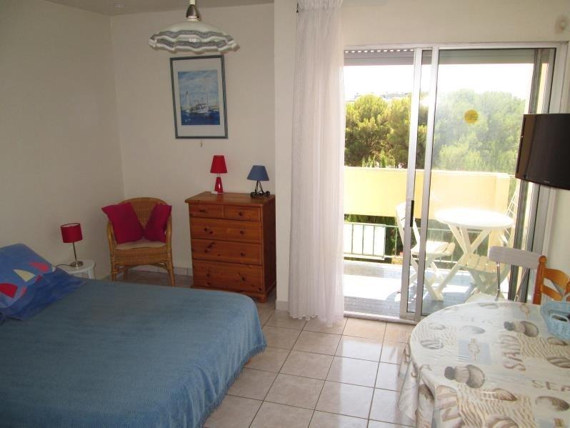 Vente appartement Balaruc les bains 115000€ - Photo 1
