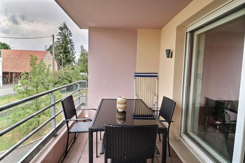 Sale apartment Erstein 191000€ - Picture 4