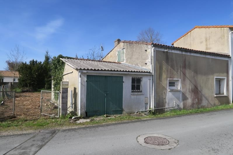 Vente maison / villa Saint sulpice de royan 65000€ - Photo 2