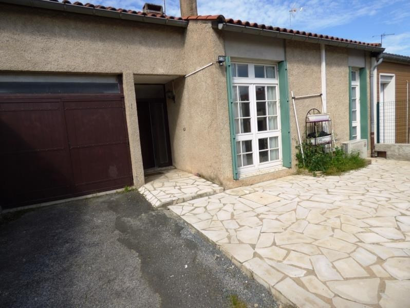 Location maison / villa Aussillon 600€ CC - Photo 1