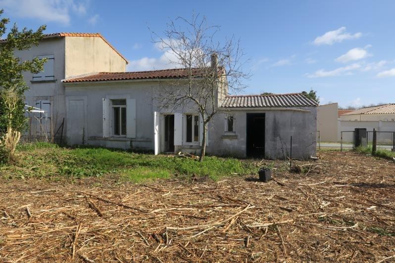 Vente maison / villa Saint sulpice de royan 65000€ - Photo 1