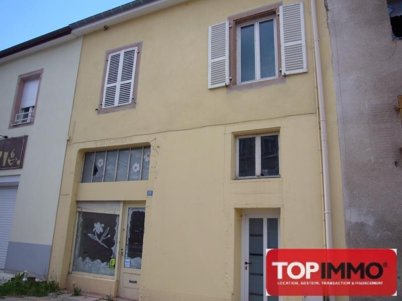 Vente maison / villa St die 49000€ - Photo 1