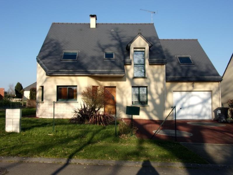 Location maison / villa Vergeal 680€ CC - Photo 1