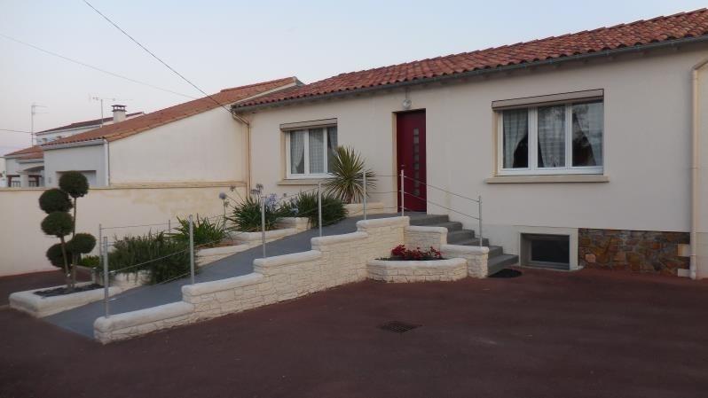 Vente maison / villa Jard sur mer 384800€ - Photo 1