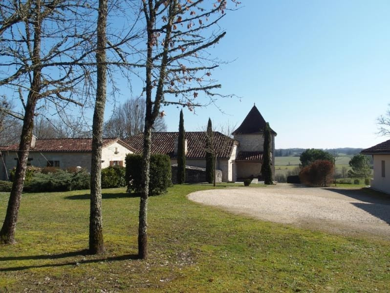 Vente de prestige maison / villa Tournon d agenais 745000€ - Photo 1