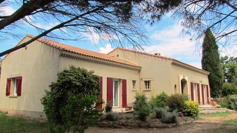 Venta de prestigio  casa Mouries 1060000€ - Fotografía 2