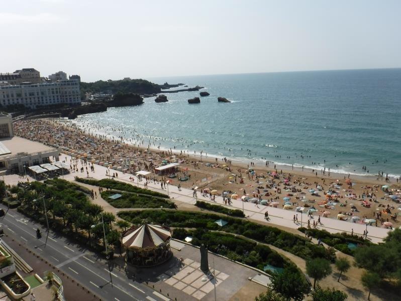 Vente appartement Biarritz 392800€ - Photo 1