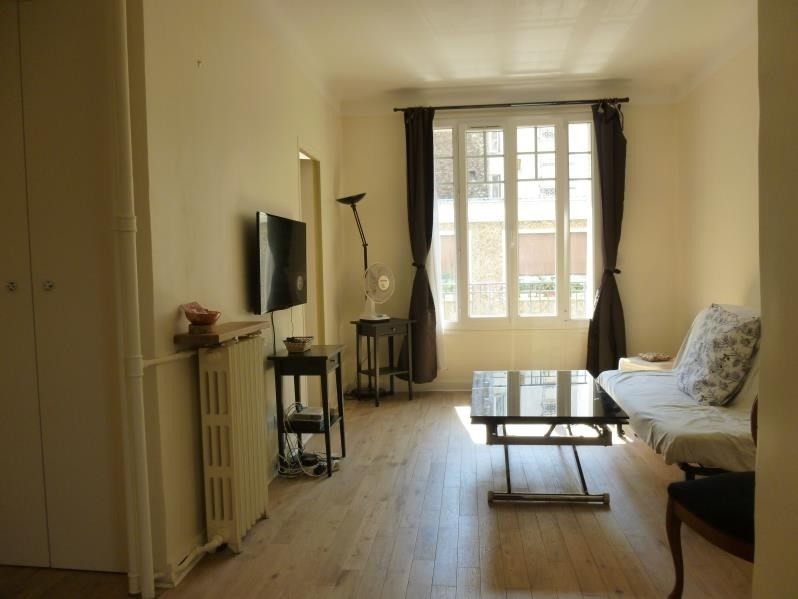 Sale apartment Paris 20ème 260 000€ - Picture 1