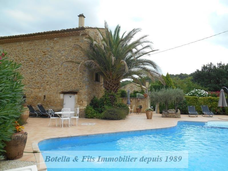 Vente de prestige maison / villa St paulet de caisson 640000€ - Photo 5