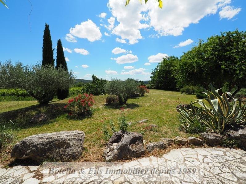 Vente de prestige maison / villa Goudargues 526000€ - Photo 3