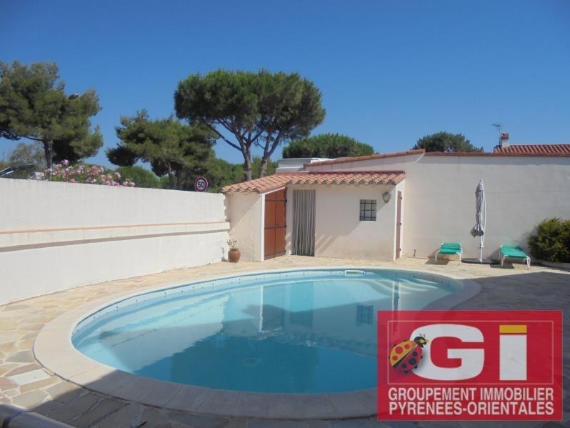 Vente maison / villa Canet en roussillon 494000€ - Photo 1