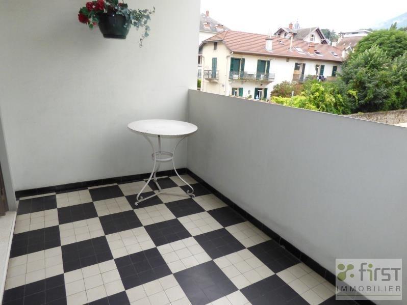 Venta  apartamento Aix les bains 245000€ - Fotografía 6
