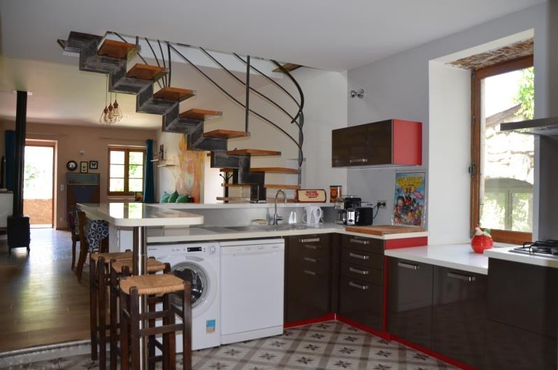 Sale house / villa Vallon pont d arc 199500€ - Picture 4