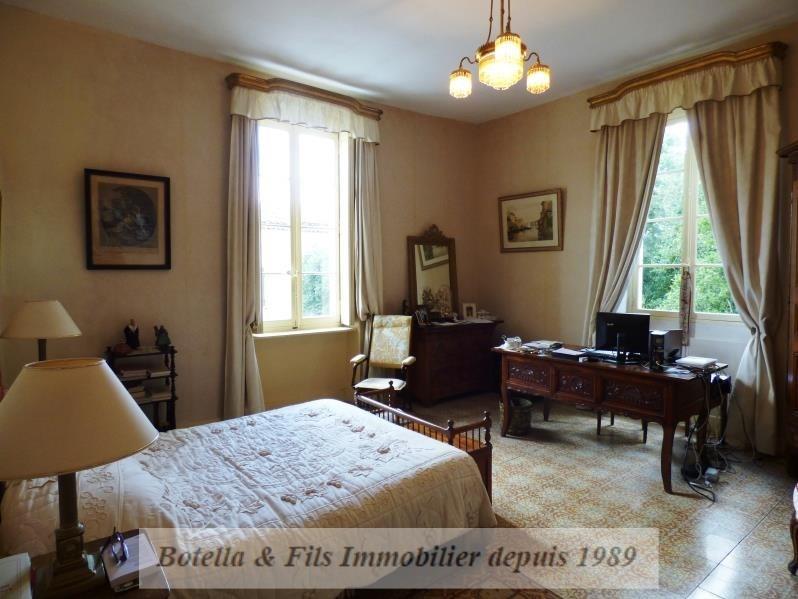 Verkoop van prestige  huis Uzes 789500€ - Foto 9