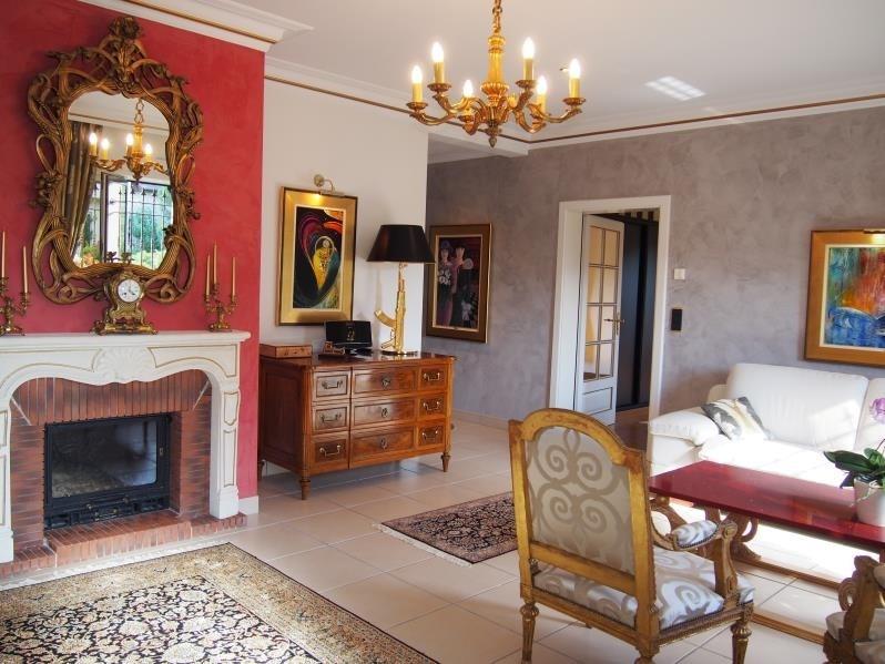 Verkauf von luxusobjekt haus Eckwersheim 638500€ - Fotografie 2