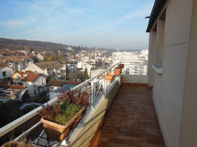 Rental apartment Chaville 1021€ CC - Picture 1