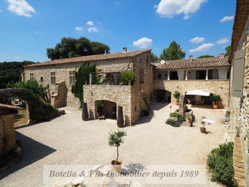 Vente de prestige maison / villa Uzes 2200000€ - Photo 4