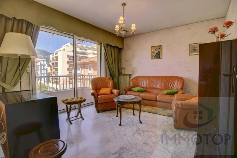 Vente appartement Menton 345000€ - Photo 1