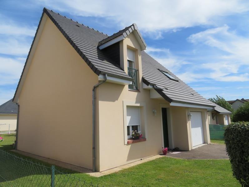 Vente maison / villa Courcelles sur seine 225000€ - Photo 1